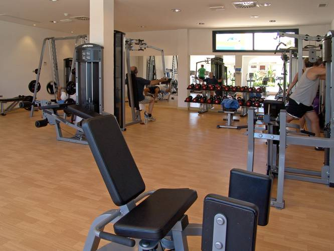 Gym Blau Punta Reina Resort Majorca