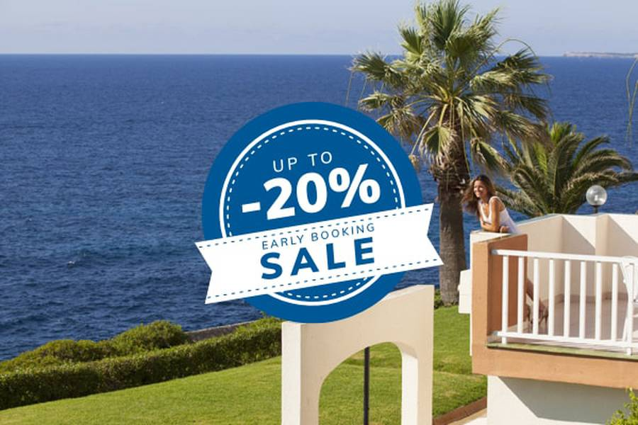 Early Booking SALE Hotel Blau Punta Reina Mallorca