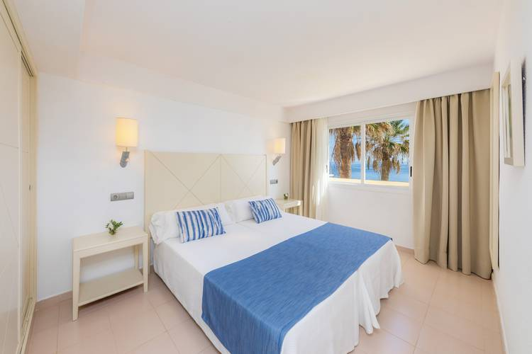Appartement mit meerblick blau punta reina family resort mallorca