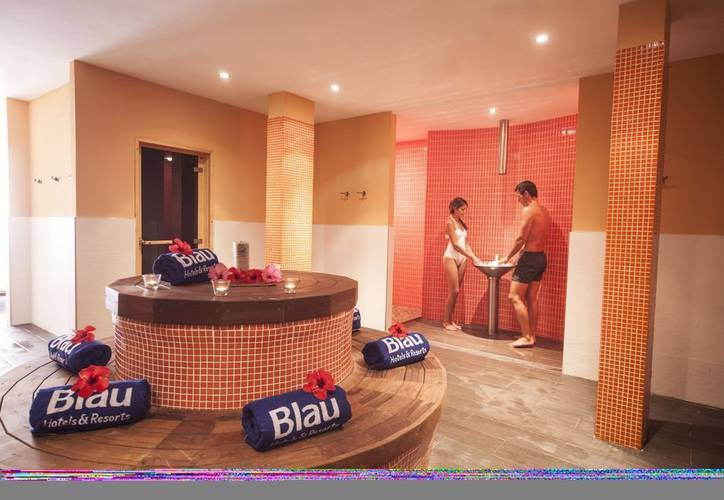 Гостиница blau punta reina family resort майорка