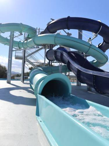 Splash park blau punta reina resort майорка