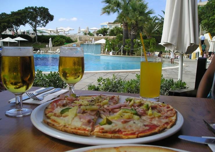 Restaurants Blau Punta Reina Resort In Cala Mandia